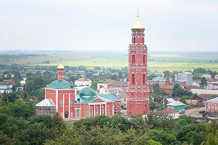 Георгиевский храм г. Болхова
