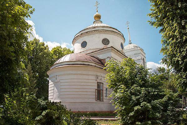 Никольский храм с. Старцево (Лепешкино)