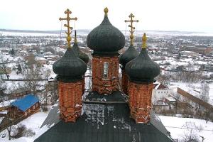 Начинается благотворительный марафон по восстановлению одного из древнейших храмов Орловской епархии