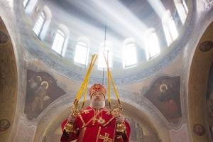 Архиепископ Антоний: «Мы молимся о наших собратьях,о всей Украине»