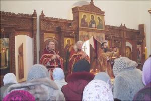 Освящен храм во имя святого великомученика Димитрия Солунского в селе Желябуга