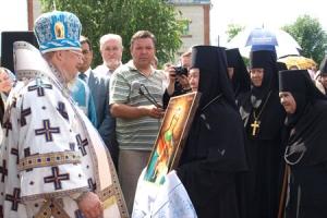 Состоялось празднование  300-летия Балыкинской чудотворной иконы Божией Матери