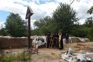 Рядом с Кривцовским мемориалом будет построен скит для поминовения погибших на б