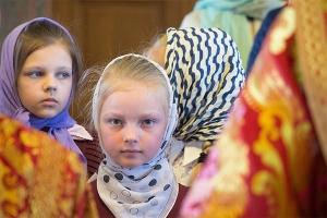 Литургия в день празднования иконе Божией Матери «Живоносный Источник» в Болхове