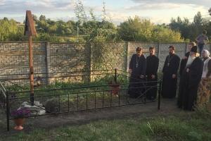 Архиерейское богослужение состоялось в селе Бакланово