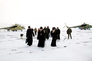В ОГАТ им. Тургенева открылась фотовыставка о жизненном пути митрополита Антония