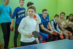 Турнир по настольному теннису завершился в Орловской православной гимназии