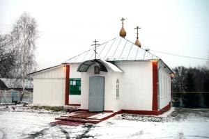 В день памяти святителя Николая Мирликийского митрополит Антоний совершил литургию в Никольском храме пос. Сосково