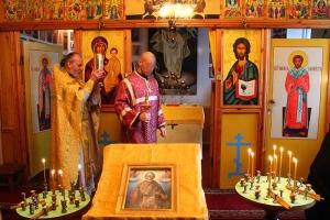 Более 20 осужденных причастились за Божественной литургией в ИК-5