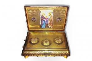 Частица Пояса Пресвятой Богородицы посетит Орёл в рамках молодежной просветительской программы «Духовная связь»