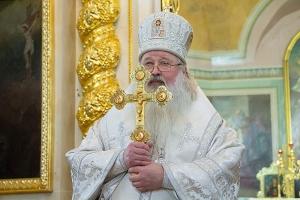 Орловчане молитвенно поздравили митрополита Тихона с годовщиной Архиерейской хиротонии