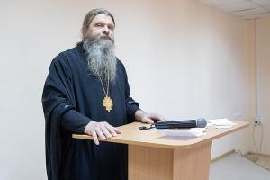Разговор о Грузии, молитве и Сан-Франциско: орловчане встретились с протоиереем Сергием Барановым