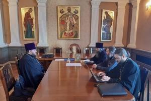 Состоялось первое заседание Епархиального суда в обновленном составе