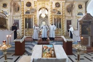 Православная Церковь отмечает Лазареву субботу