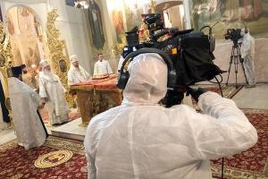 Пасха в прямом эфире: телеканал «Первый областной» рассказал о работе над трансляцией главной службы года