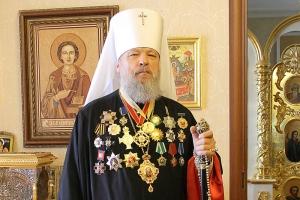 Орловская митрополия поздравляет Владыку Антония с Днем Ангела