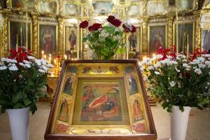 Иоанно-Крестительский храм в Орле отметил престольный праздник