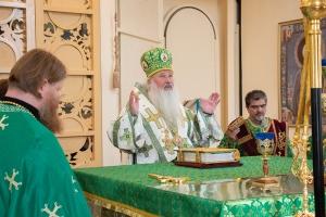 Митрополит Тихон: «Житие князей Петра и Февронии — пример чистоты, святости и красоты семейной жизни»