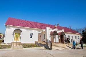 Монастырю в Долбенкино подарили частицу гробницы блаженной Ксении Петербургской