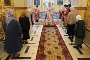 Православные христиане отмечают день усекновения главы Иоанна Предтечи