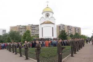 Пребывание мощей святого благоверного князя Александра Невского в Орле. Фоторепортаж