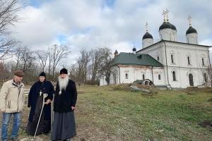 Митрополит Тихон посетил Болховское благочиние с рабочей поездкой