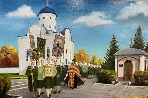 В колониях Орловщины выбрали лучших православных живописцев
