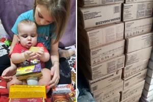Добрый февраль: община Свято-Троицкого храма Орла помогает нуждающимся