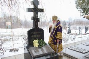 В 13-ю годовщину кончины архиепископа Паисия орловцы молились о почившем Архипастыре