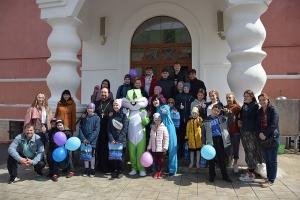 Пасхальная радость для всех: подопечные епархиального социального отдела отметили Праздник Праздников