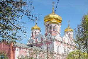В четверг Светлой седмицы в Смоленском храме состоится соборная Литургия духовенства епархии
