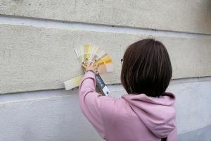 Цвет стен Успенского собора в Орле остается прежним