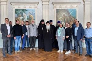 Состоялось заседание орловского регионального отделения «Всемирного русского народного собора»