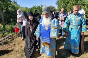 В Свято-Введенском монастыре молитвенно отпраздновали день Балыкинской иконы Божией Матери