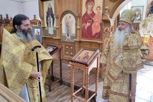 Наместник монастыря святого Кукши иеромонах Иоанн (Бирюков) возведен в сан игумена