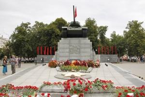 Глава Орловской митрополии принял участие в торжествах в честь 78-й годовщины освобождения Орла