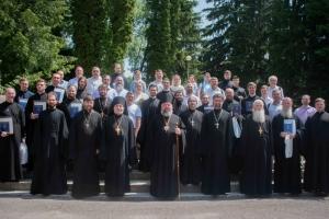 Курская семинария приглашает абитуриентов