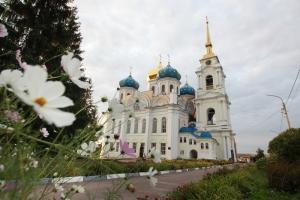 Сегодня Спасо-Преображенский собор Болхова отмечает 180-летие