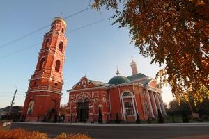 Митрополит Тихон с Архипастырским визитом посетил Болховский район