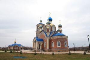 Храм в честь иконы Божией Матери «Спорительница хлебов» в Орловском районе впервые отмечает престольный праздник