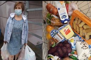 В сентябре более 10 семей получили помощь от Центра защиты материнства и детства «Семья» при Троицком храме Орла