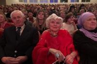 В орловском Академическом театре имени И.С. Тургенева состоялся первый концерт Сводного хора Орловской митрополии. 19 ноября 2018 г.