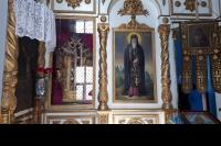 Митрополит Орловский и Болховский Тихон совершил всенощное бдение во Введенском храме Болхова. 24 июля 2019 г.