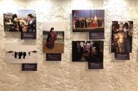 В ОГАТ им. Тургенева открылась фотовыставка о жизненном пути митрополита Антония (Черемисова). 17 ноября 2019 г.