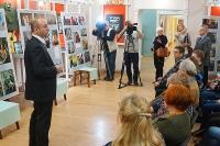 В краеведческом музее открылась фотовыставка «Экология души». В числе ее героев — монахини орловской обители