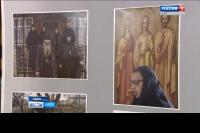 В краеведческом музее открылась фотовыставка «Экология души». В числе ее героев — монахини орловской обители. Фото Игоря Сигалова