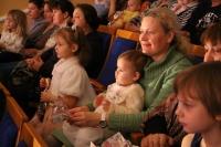 К празднику Рождества Христова воспитанники Орловской православной гимназии во имя священномученика Кукши подготовили театральную постановку «Двенадцать месяцев». 11 января 2020 г.