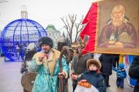 Орловчане присоединились к междунарожной акции «Муромская дорожка — 2020». 1 января 2020 г.