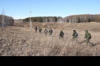 Воспитанники воскресной школы храма святого Александра Невского города Орла приняли участие в военно-тактической игре «Ледяной поход — 2020».