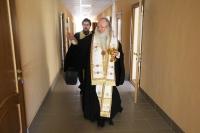 Митрополит Орловский и Болховский Тихон освятил новый корпус Орловского областного суда. 20 марта 2020 г.